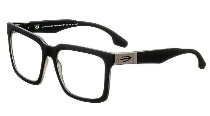cc95fe6774381 Armação Oculos Grau Mormaii Sacramento Rx M6041a8753 Preto - R  149 ...
