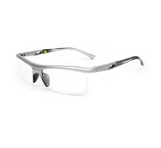 2c40f4d868995 Armação Oculos Grau Mormaii Fusion Air I 133817856 Prata - R  149