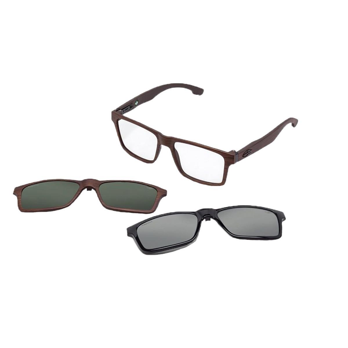 Armação Oculos Grau Mormaii Receituario Swap Original - R  260,00 em ... 63c5ff9d29