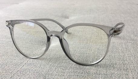 Armação Óculos Mulher Feminino Transparente Promoção A15 - R  39,89 ... b81ccc0365