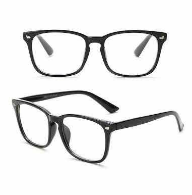Armação Óculos Nerd Geek - R  12,00 em Mercado Livre f989fae05c