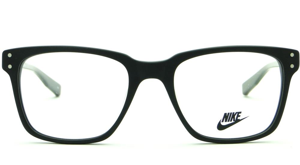 1a564e0dd11e8 Armação Óculos De Grau Nike 7232 Masculina Retrô Original - R  399 ...