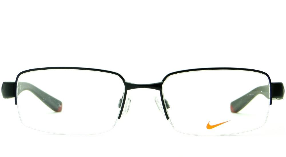 b4e21670ec274 Armação Para Óculos De Grau Nike 8169 Masculina Original - R  389