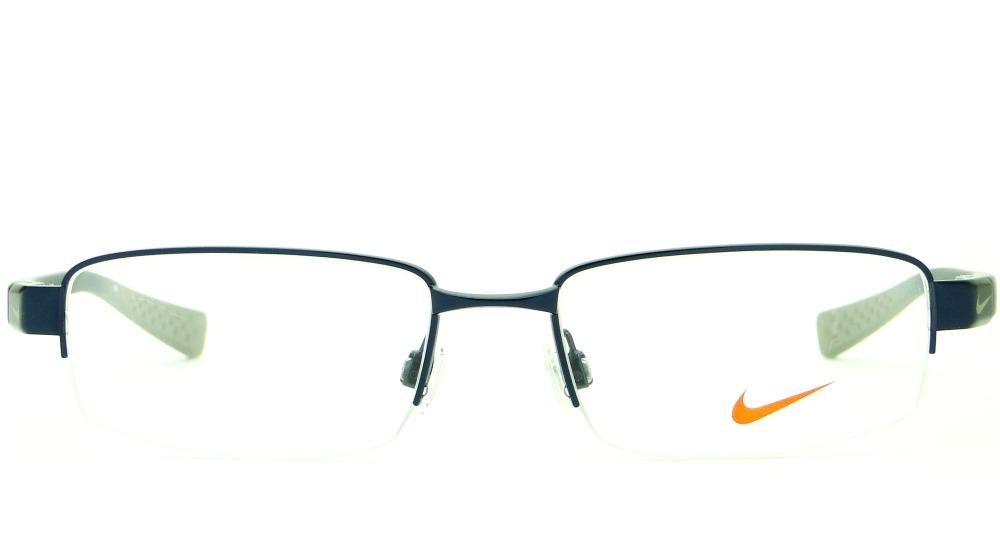 cb3c91854242b Armação Para Óculos De Grau Nike 8090 412 Masculina Original - R ...