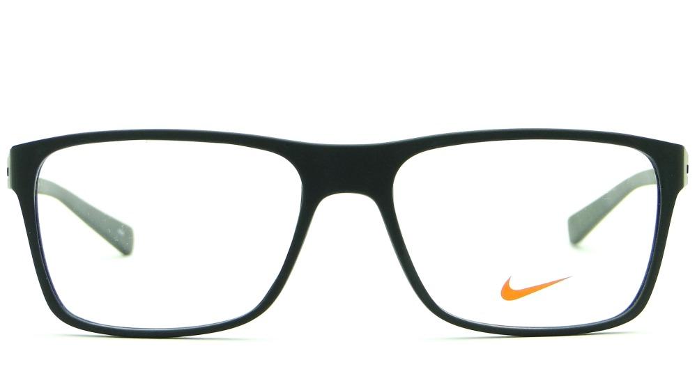 6263d1c87bf76 Armação Para Óculos De Grau Nike 7107 Masculina Original - R  489