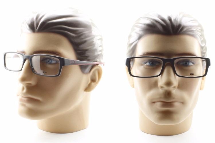 armação óculos oakley servo xl ox1066 masculino original · armação óculos  oakley e6d1234c3b