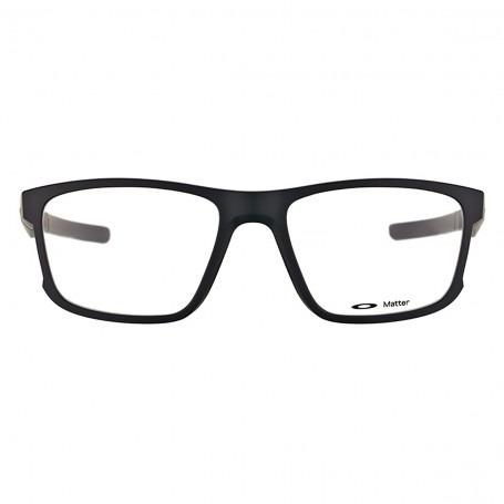 Armação Óculos De Grau Oakley Masculino Hyperlink Ox8078-01 - R  370 ... d690f29dae
