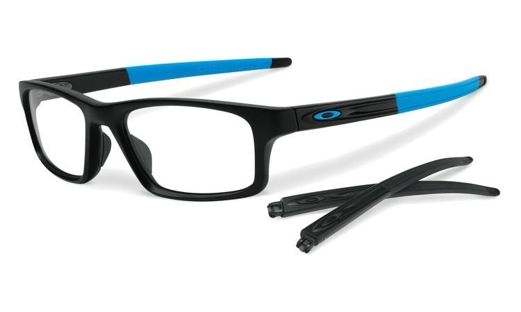 Armação Óculos De Grau Oakley Crosslink Pitch Ox8037-01 - R  611,20 ... 1e0998520a