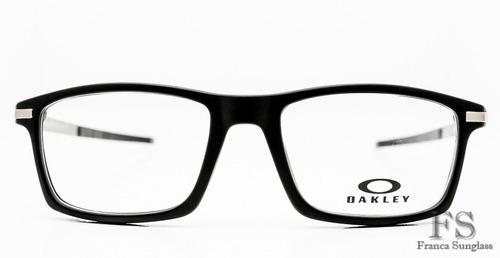 1d2cb379b9147 armação óculos grau oakley casual acetato masc frete grátis. Carregando zoom...  armação óculos oakley