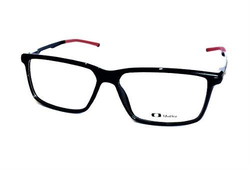 45bbf18138296 armação oculos grau masculino oakley ox3189 black original · armação oculos  oakley
