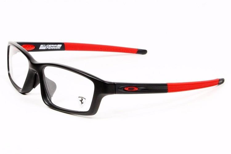 2743225204585 Armação Óculos Oakley Corsslink Pitch Ferrari 8037 Original - R  499 ...