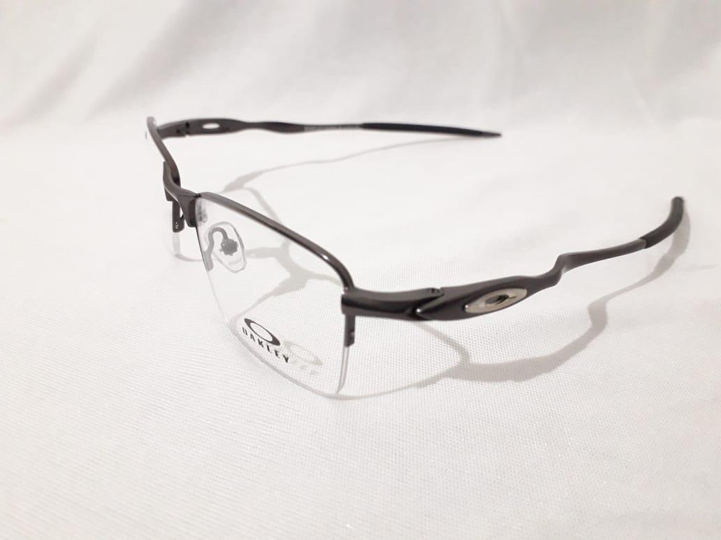 armação óculos oakley crosshair p grau lupa descanso grafite. Carregando  zoom. 7397cc1a66