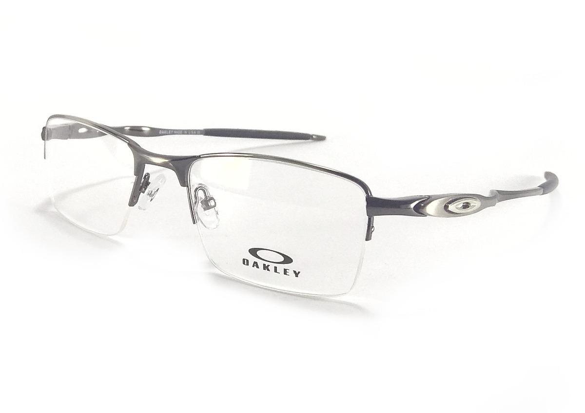 1030055b5b50c armação óculos oakley crosshair p grau lupa descanso grafite. Carregando  zoom.