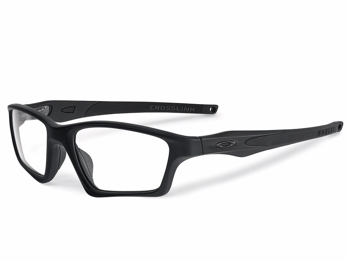 Armação Óculos Oakley Crosslink - R  59,99 em Mercado Livre 8e951cb69c