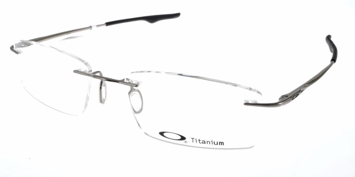 c69c192bbcd42 Armação Óculos Oakley Keel Wingback Em Até 12x S  Juros - R  249,00 ...