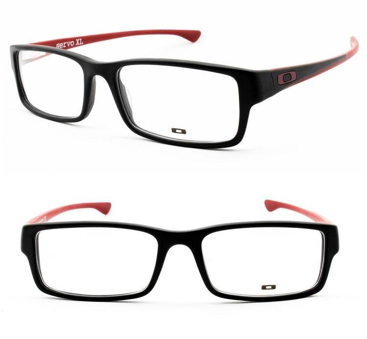 Armação Óculos Oakley Servo Xl Ox1066 Masculino Original - R  449,00 ... 02f82f32b1