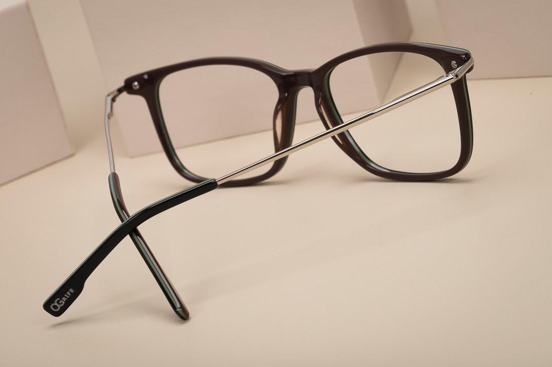 e1e876dc1705e armação oculos ogrife og 1097-c masculino com lente sem grau. Carregando  zoom.