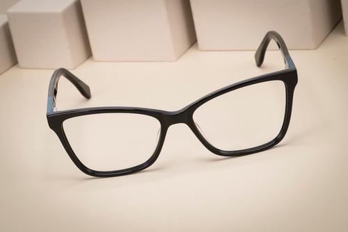 armação oculos ogrife og 1692-c feminino com lente sem grau