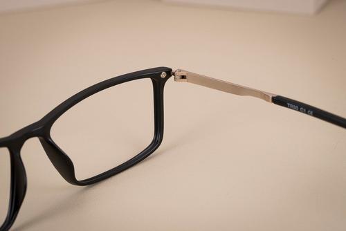 armação oculos ogrife og 1748-c masculino com lente sem grau