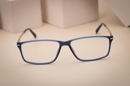 armação oculos ogrife og 1754-c masculino com lente sem grau