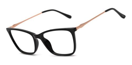 armação oculos ogrife og 1785-c feminino com lente sem grau
