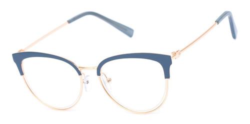 armação oculos ogrife og 1805-c feminino com lente sem grau