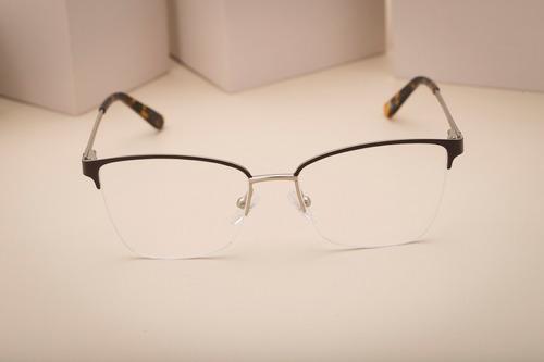 armação oculos ogrife og 1806-c feminino com lente sem grau