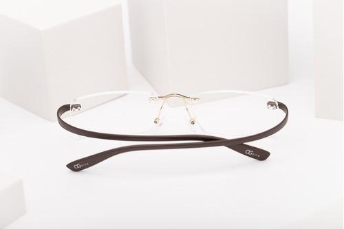 armação oculos ogrife og 504-c masculino com lente sem grau