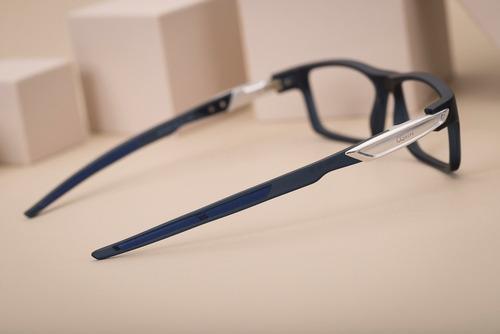 armação oculos ogrife og 507-c masculino com lente sem grau