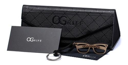 armação oculos ogrife og 614-s p/ grau masculino original