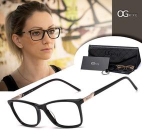 1fa2dd177 Oculo Grau Feminino Dourado - Óculos com o Melhores Preços no ...