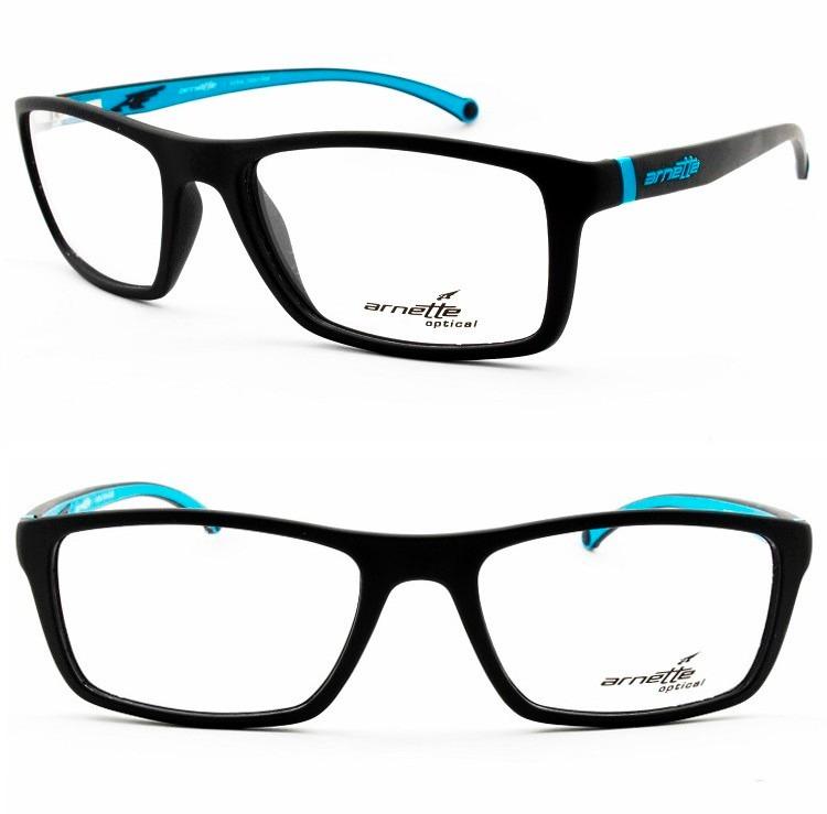 f9975036b Armação Óculos P/ Grau Esportivo Masculino Arnette - An7083l - R ...