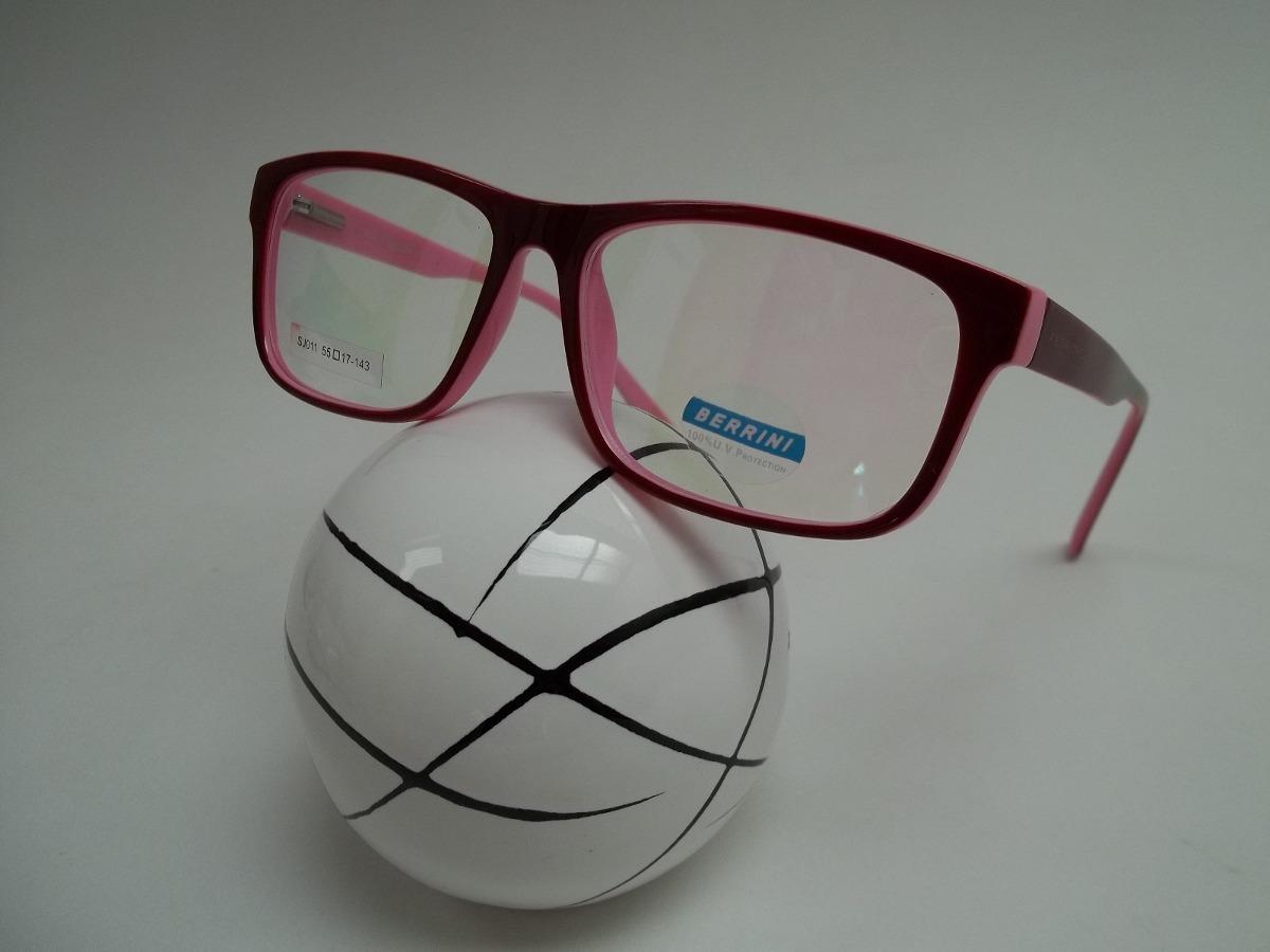 bd69a4144b8d9 armação óculos p  grau feminino acetato,cor vermelha, rosa,. Carregando  zoom.