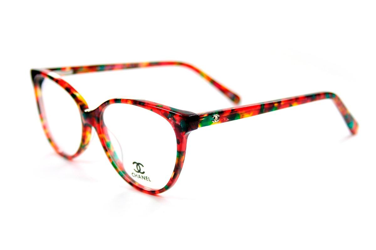 a25ab9ef48f6a armação óculos p  grau feminino ch 01 em acetato original. Carregando zoom.
