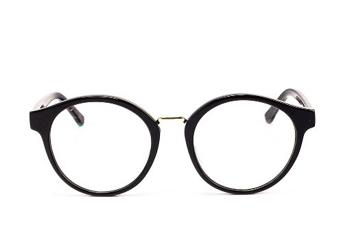 Armação Oculos P  Grau Feminino Mf-45 Acetato Redondo Grand - R  120 ... ddf35f53e9