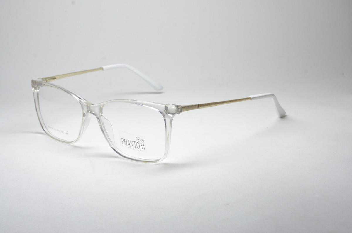 3aa08a8944638 armação óculos p  grau feminino tr quadrado transparente. Carregando zoom.