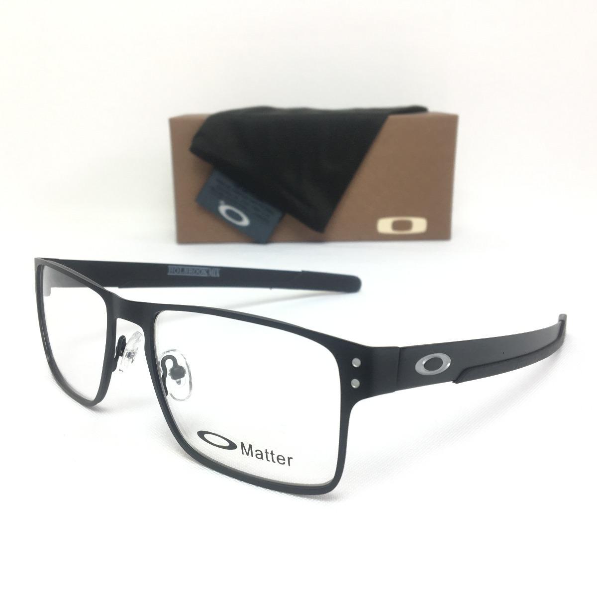 Armação Óculos P  Grau Metal Masculino Ox5082 Mix - R  128,79 em ... d3f38b4c72
