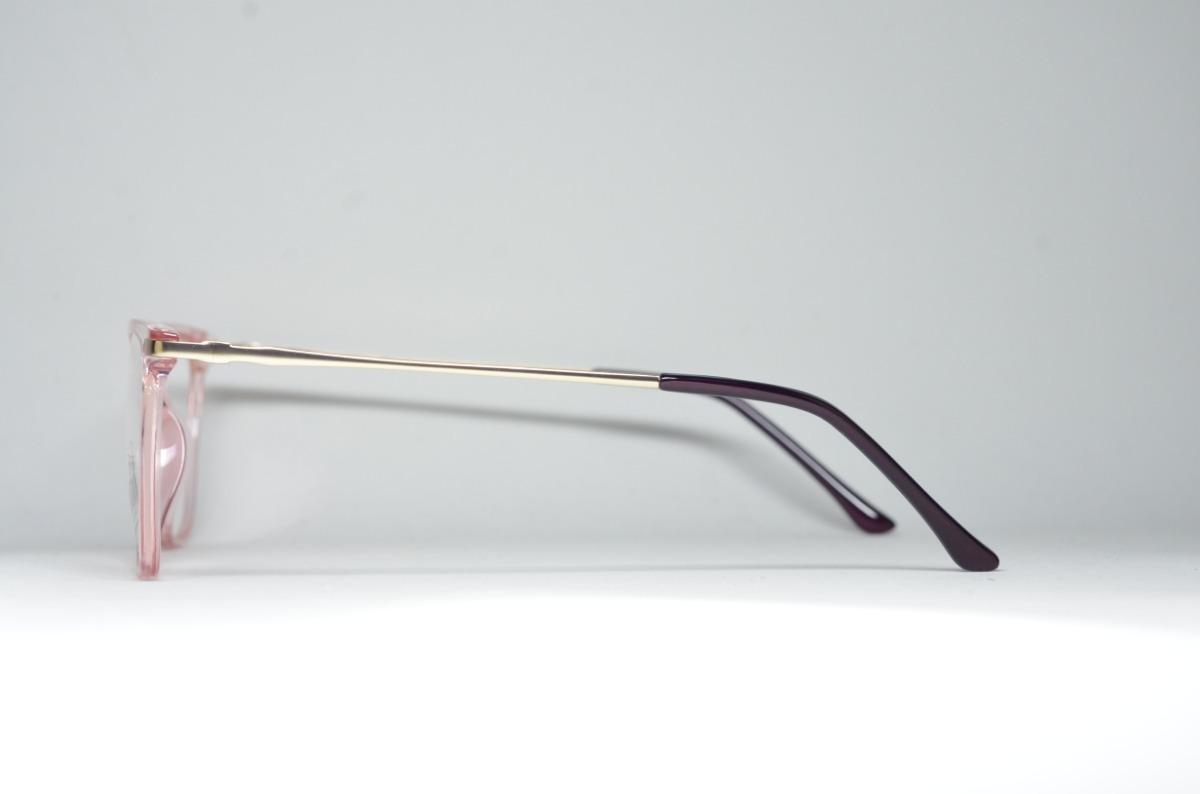 50de0e29e1d9e armação óculos p  grau transparente quadrado masc fem moda. Carregando zoom.