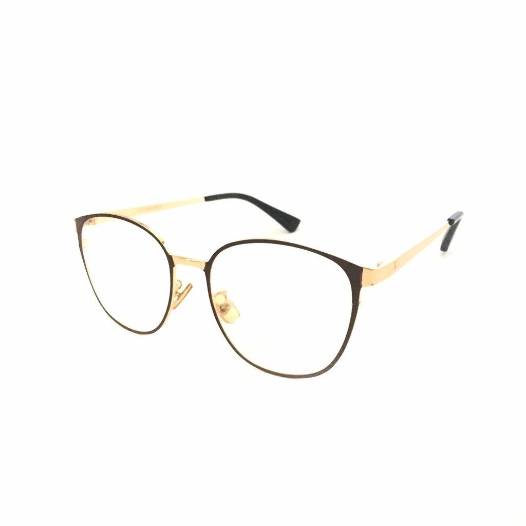 a950ee2d736eb Armação Óculos Para Grau 3s Feminino Blogueira Ks-01 - R  83