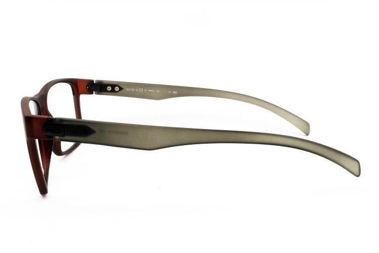 a49769c7744cc Armação Óculos Para Grau Acetato Masculino Hb 93108 - R  279,00 em ...