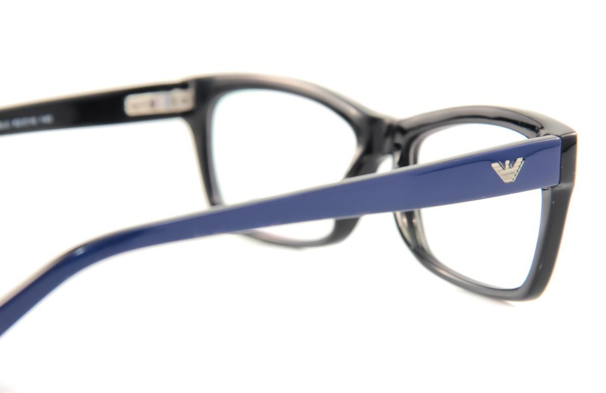 5755b627e616f armação óculos para grau armani ax3021 masculino feminino. Carregando zoom.