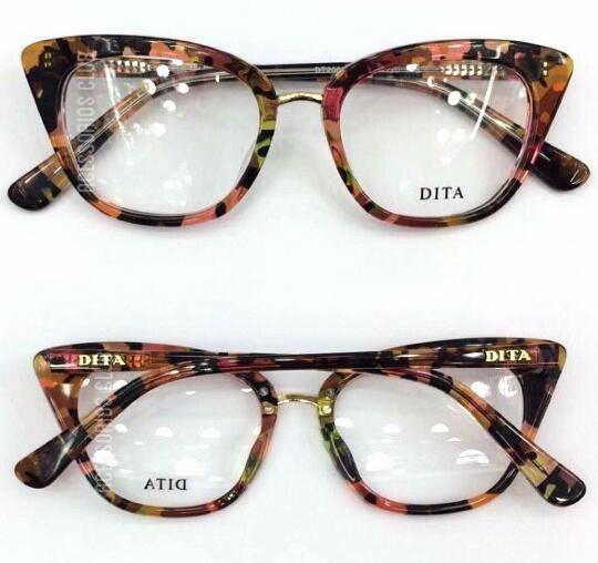 0f470714c Armação Óculos Para Grau Dita Modelo Novo Exclusivo -dt101 - R$ 135 ...