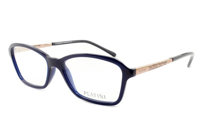 34202d1780ed3 armação óculos para grau feminino platini p9 3119 d780 52. Carregando zoom.