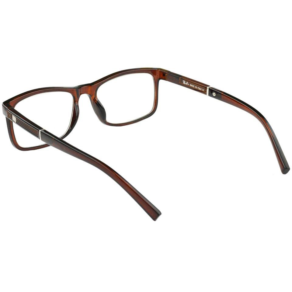 2fb45ecdb6b7f armação oculos para grau marrom unissex barato 5001 rayban. Carregando zoom.
