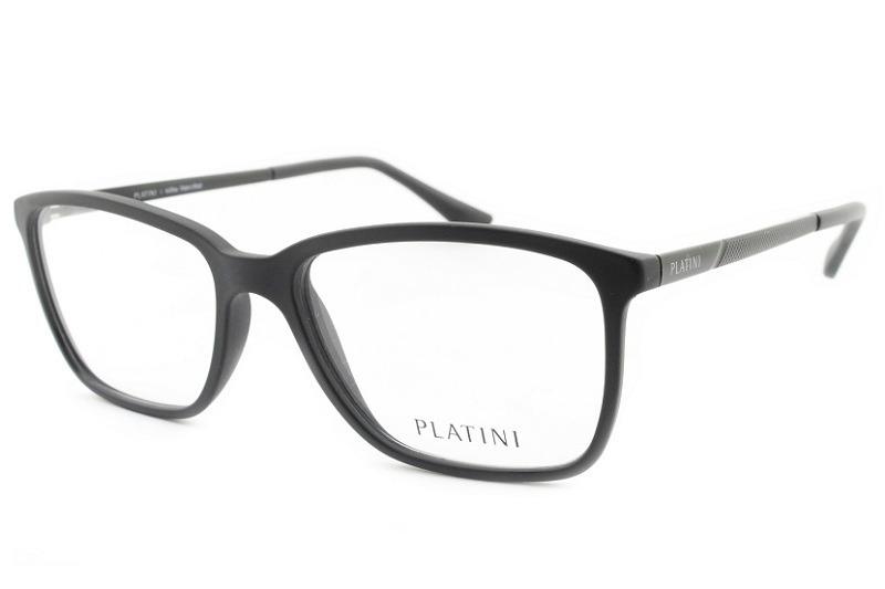 armação óculos para grau masculino platini p9 3125 e689 54. Carregando zoom. 695ef7bcb3