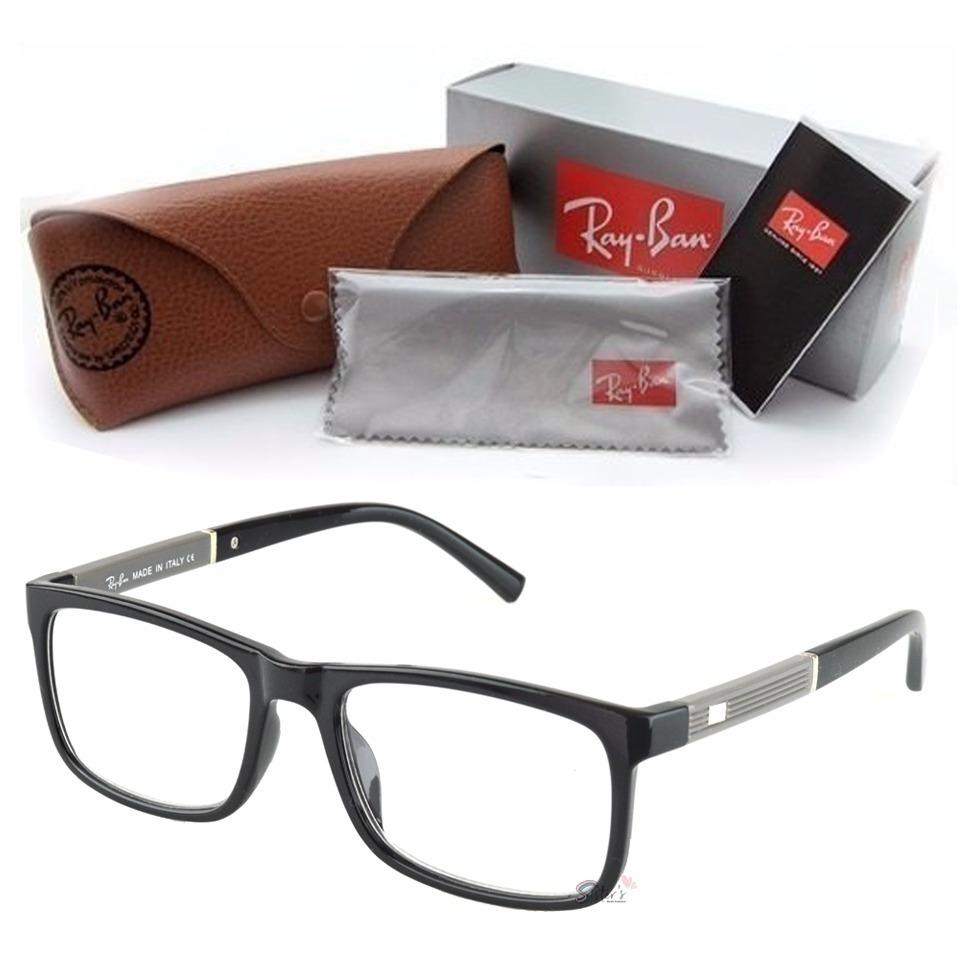8765077b3 Armação Óculos Para Grau Mod Rayban Acetato Oferta Semana - R$ 120 ...