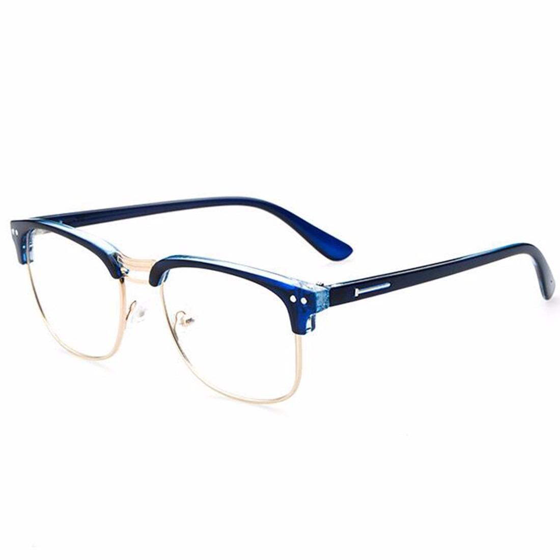 e961cb2c8d35a armação óculos para grau retro vintage quadrado acessório pa. Carregando  zoom.
