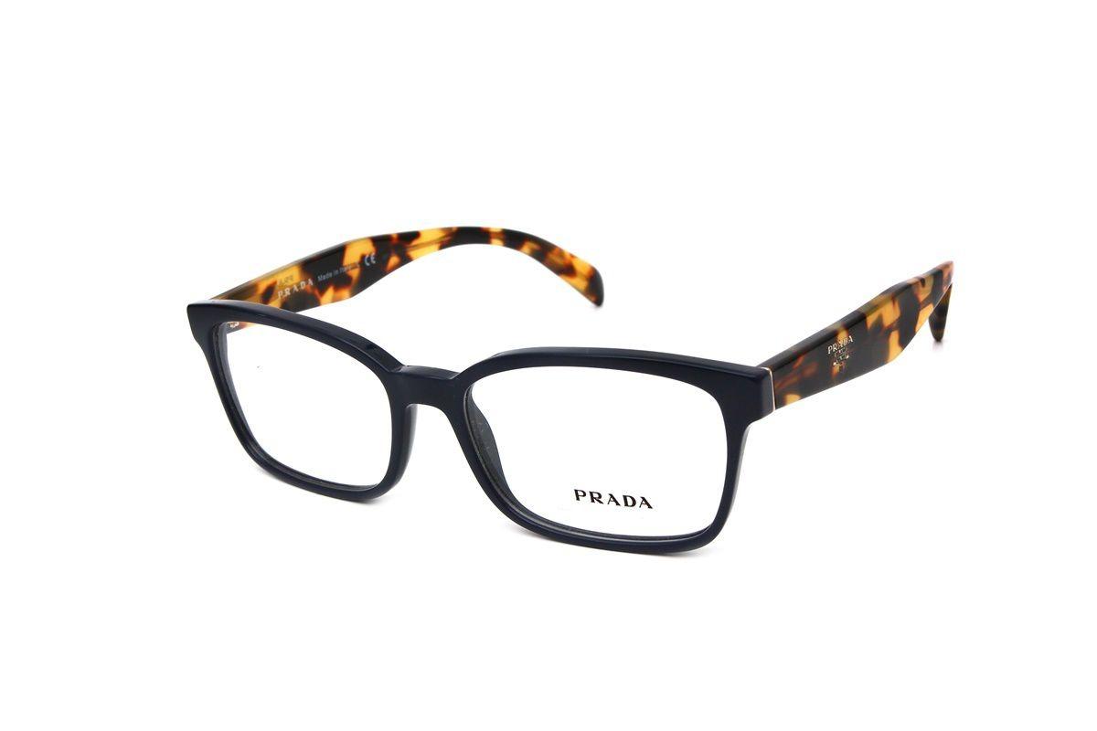 Armação Óculos De Grau Prada Vpr18t Vib-101 - R  719,00 em Mercado Livre 85b19589b9