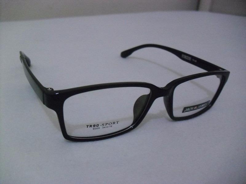 24c616358e075 armação óculos preta jack james quadrada pronta entrega. Carregando zoom.