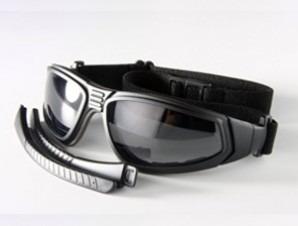 1a7467840bb2b Armação Óculos Proteção Para Lentes De Grau Msa Albatross - R  76,99 ...